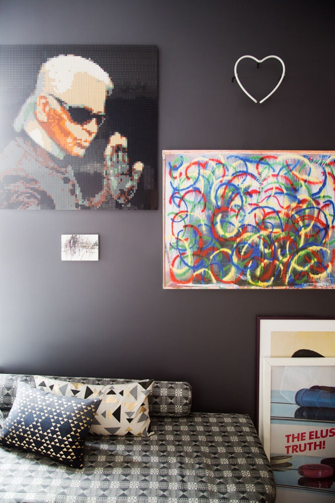 kelley carter: apartment full of style