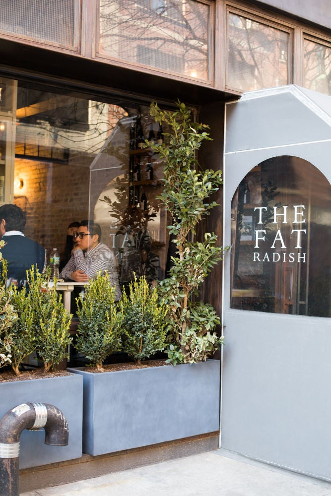 get to know: phil winser & the fat radish
