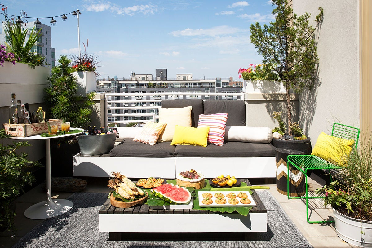 The Best-Designed Patios We're Green With Envy Over