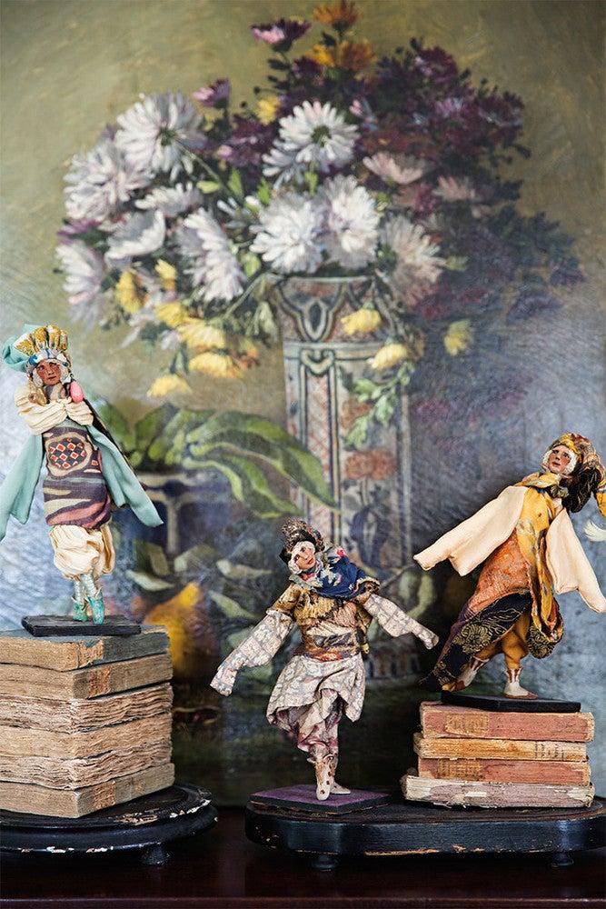 how to showcase old-school treasures