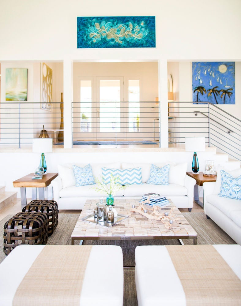 Before After Beach House Decor Domino