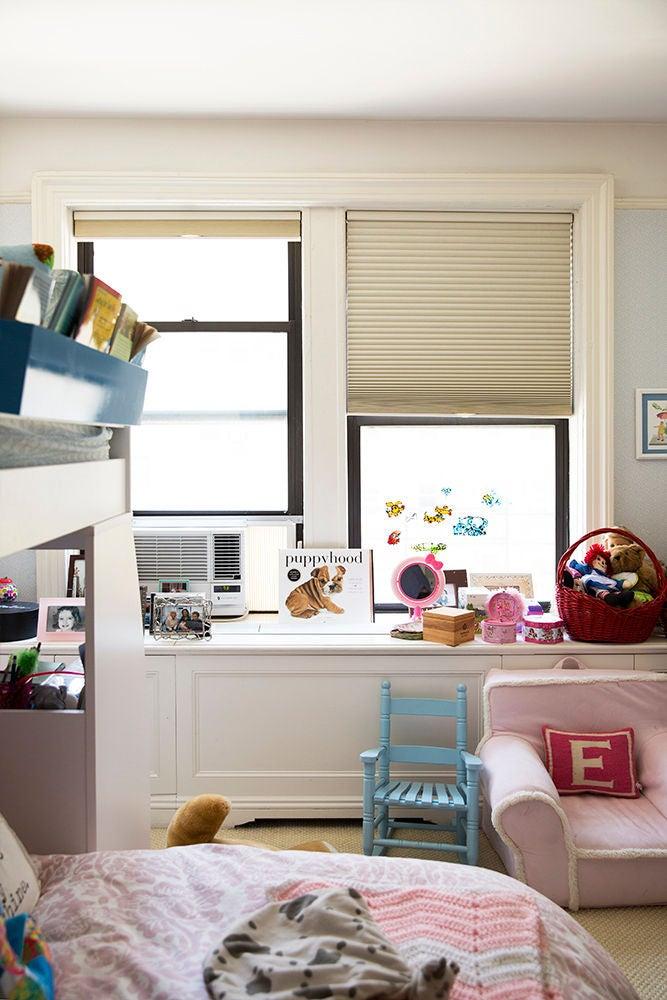 Taupe Kid's room