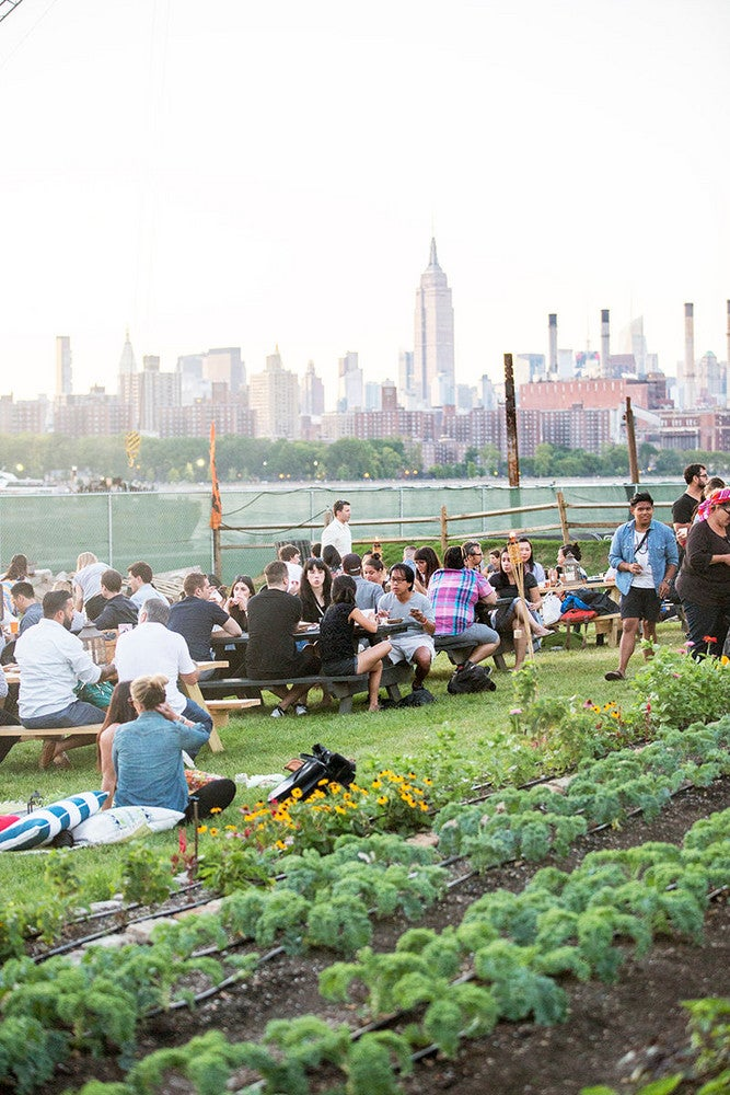 the urban farm that's as cool as you think it is