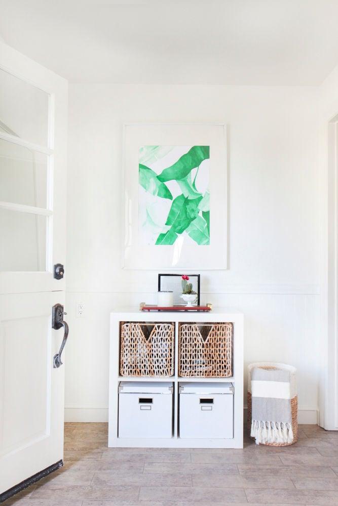big ideas for tiny entryways