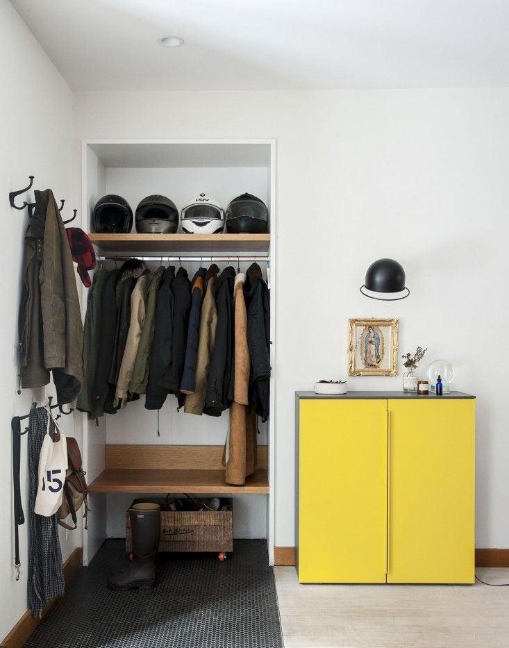 Beau Doorless Closet Ideas