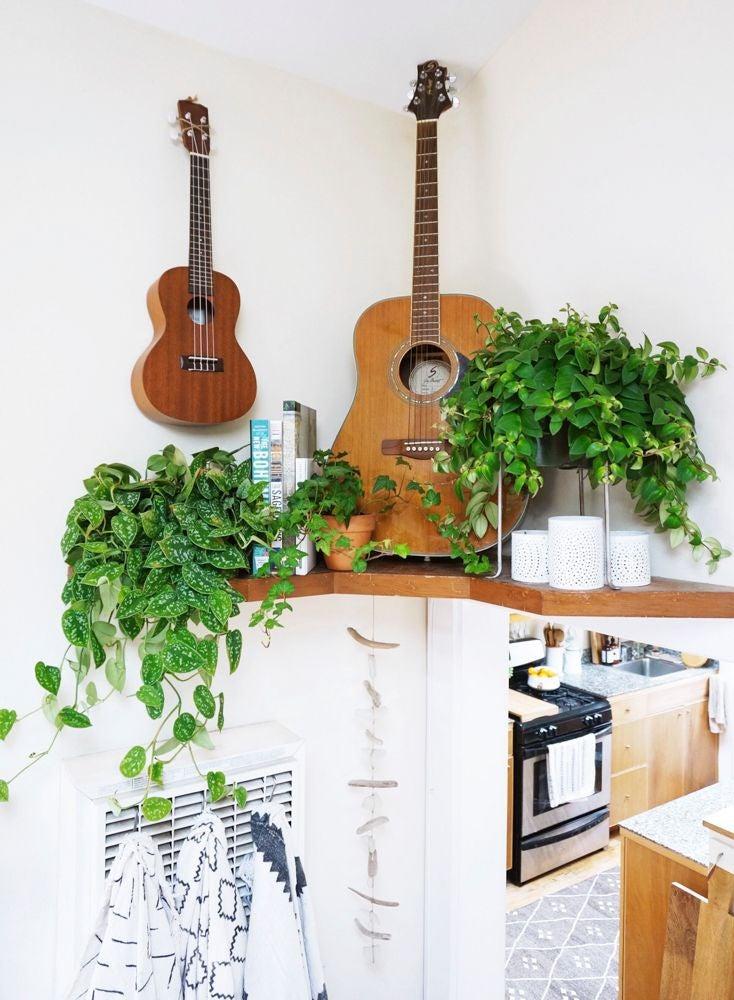 Small Apartment Storage Ideas | domino