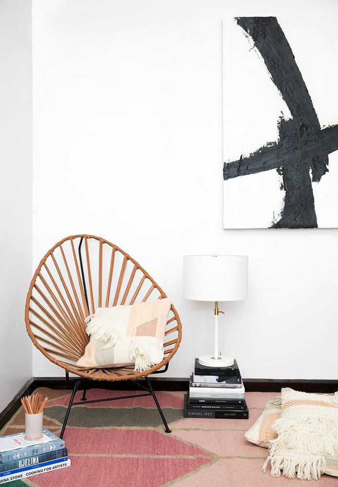 Acapulco Chairs Reading Nook