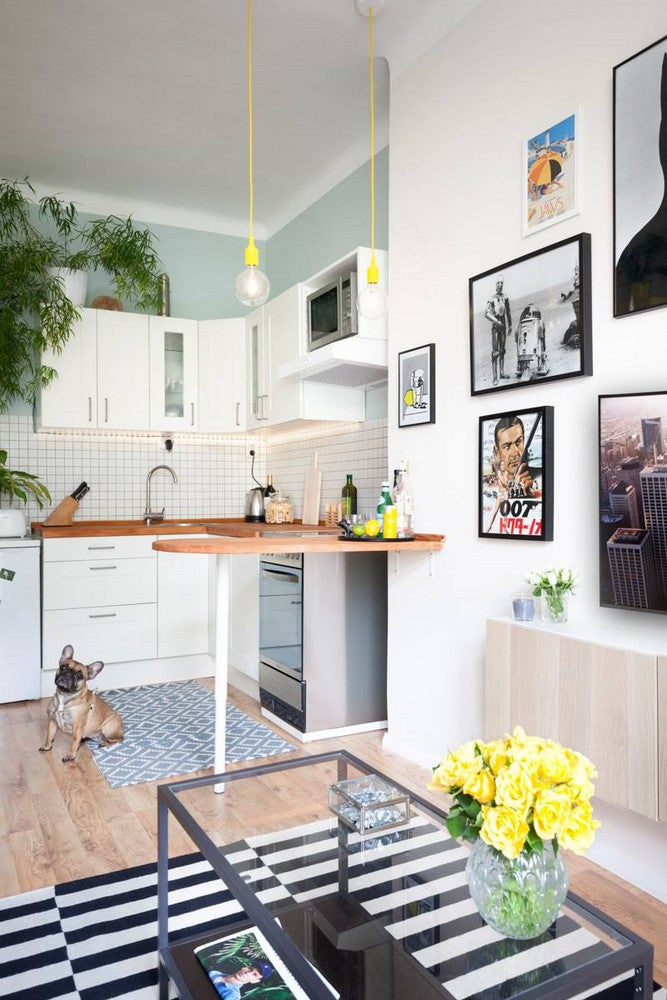 How To Update Kitchen Cabinets In Rental Apartment