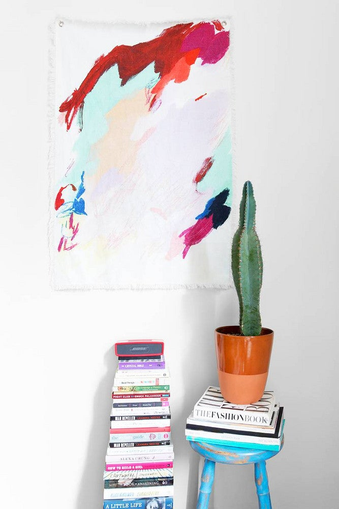 9 Artful Ways to Display Your Books Without Shelves