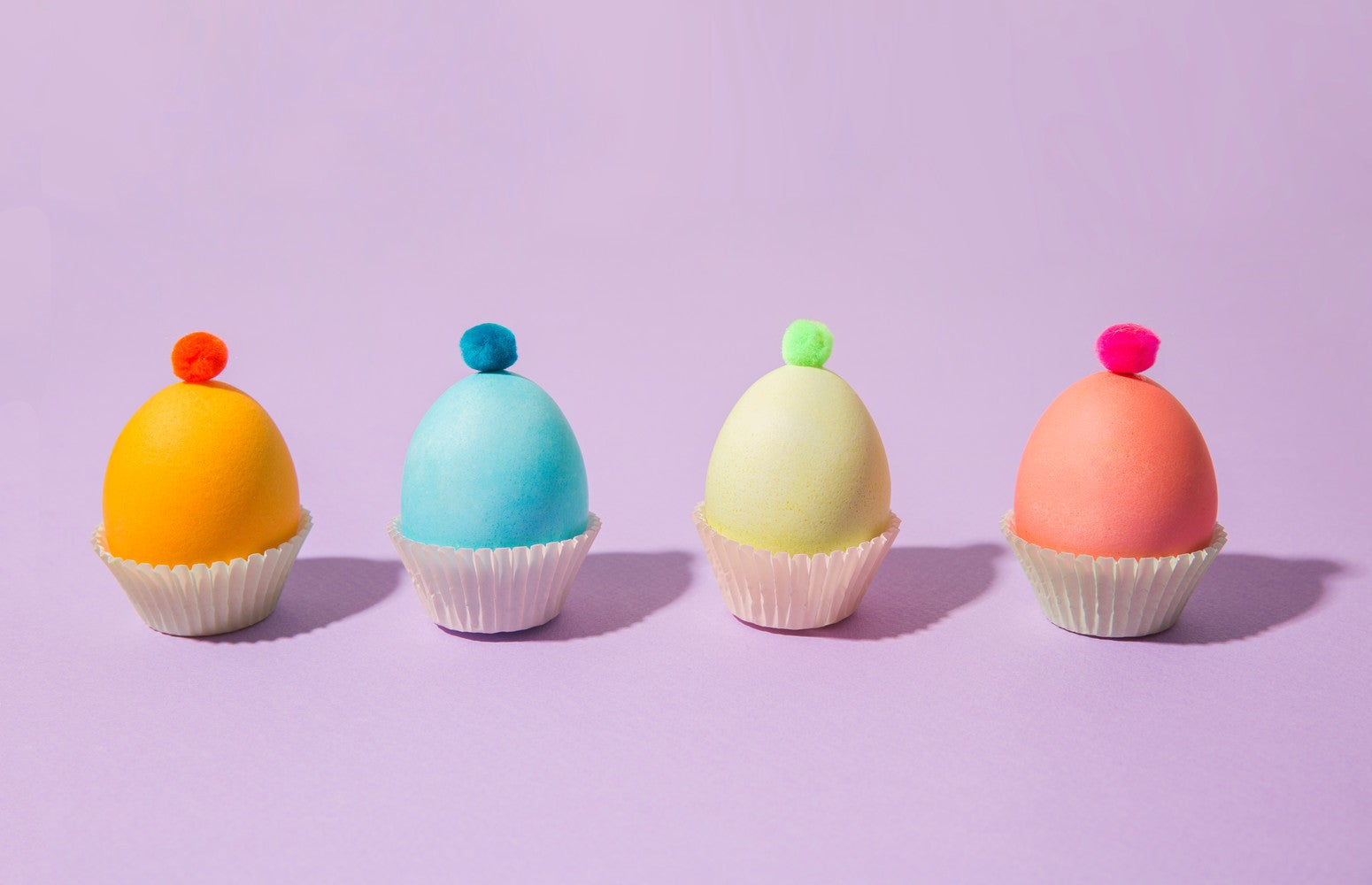 The Cool Girl's Guide to Decorating Easter Eggs