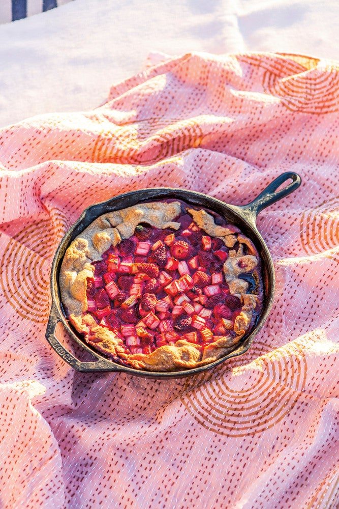 Pink and Red Food