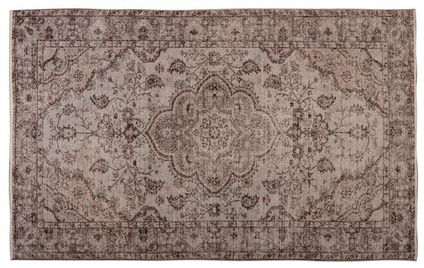 faded antique rug