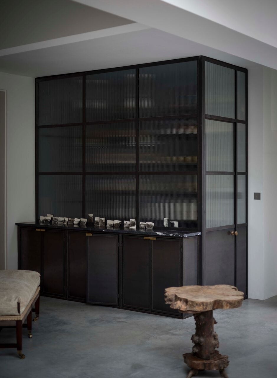Fluted Glass Trend How To Decorate With Ribbed Glass