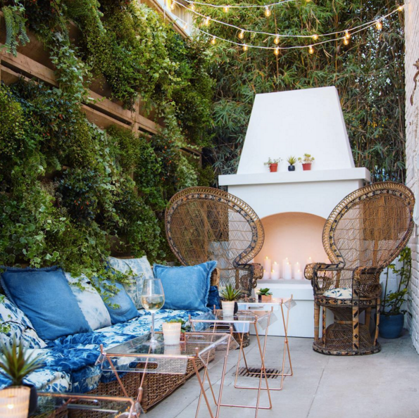 Best Patio Ideas To Decorate Outdoor Space Summer 2018 on Myliving Outdoors id=65722