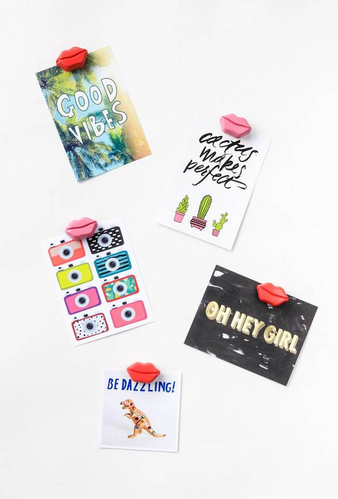 diy colorful pins