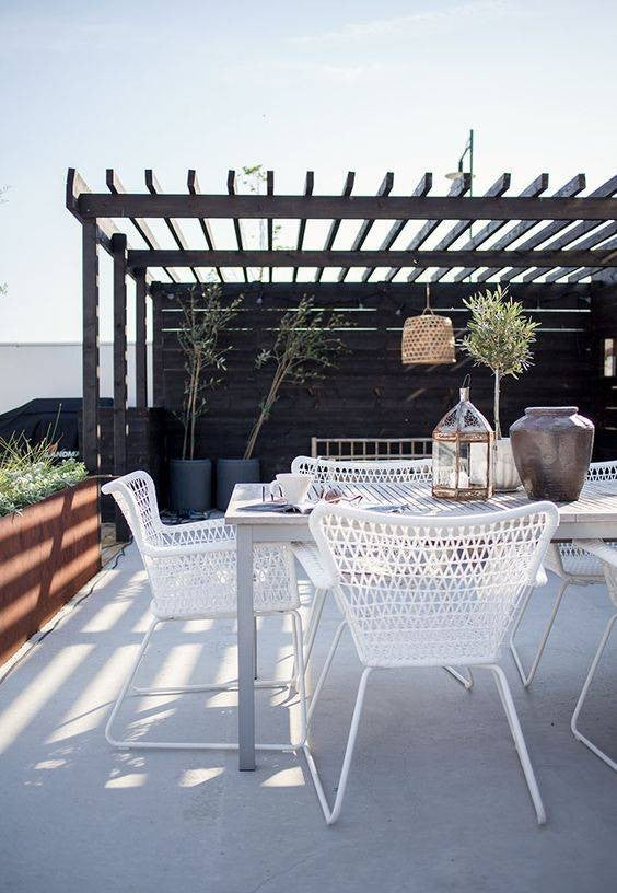 Best Patio Ideas To Decorate Outdoor Space Summer 2018 on Myliving Outdoors id=85568