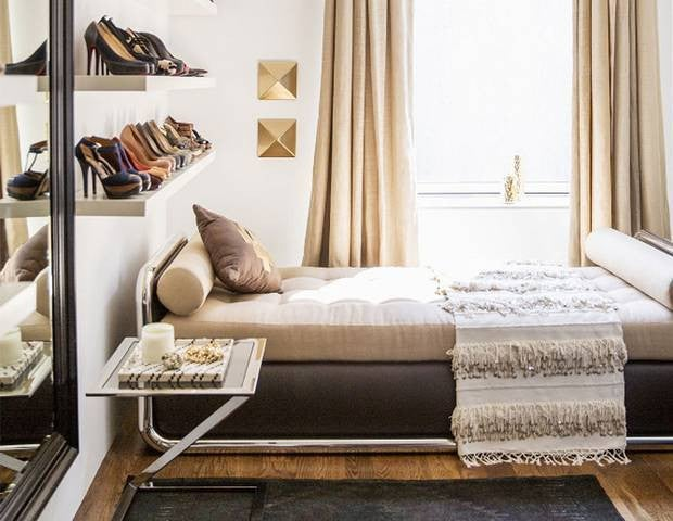 small space storage ideas floating shelves