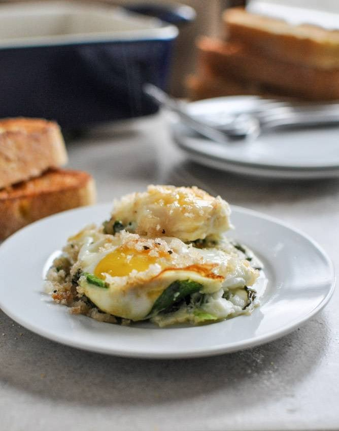 baked egg recipes how sweet it is
