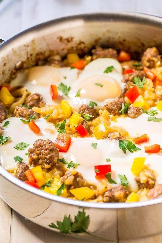baked egg recipes averie cooks