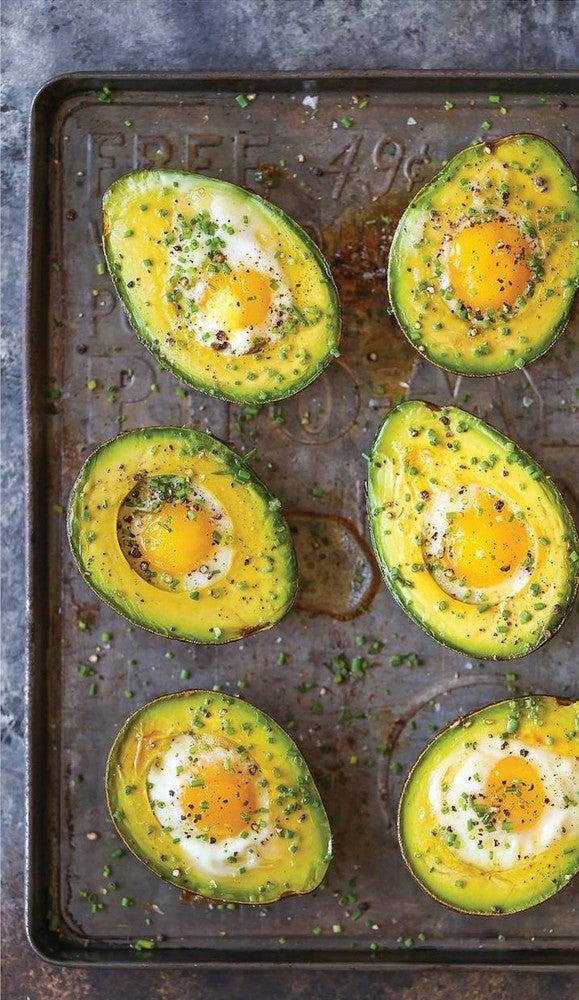 baked egg recipes damn delicious