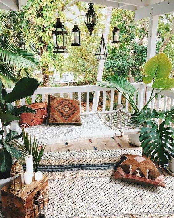 porch makeover