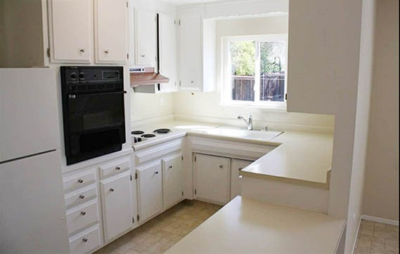 7 Before and After Kitchen Makeovers You Can't Miss