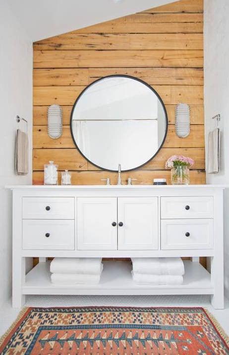 2017's Best Bathroom Interior Design- minimalist bathroom
