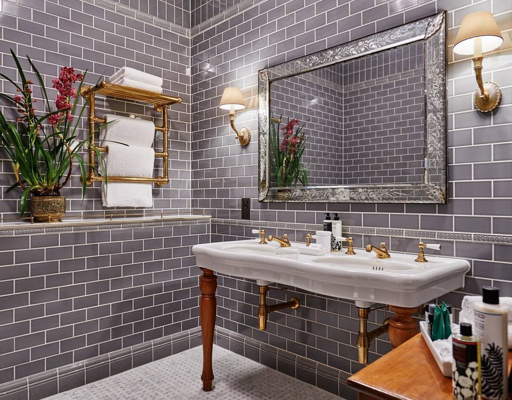 2017's Best Bathroom Interior Design- Luxury Bathroom