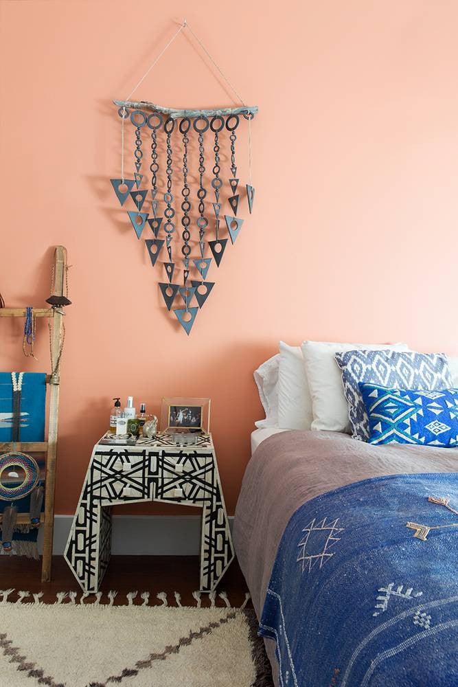 Best Bedroom Decor of 2017- calming oasis