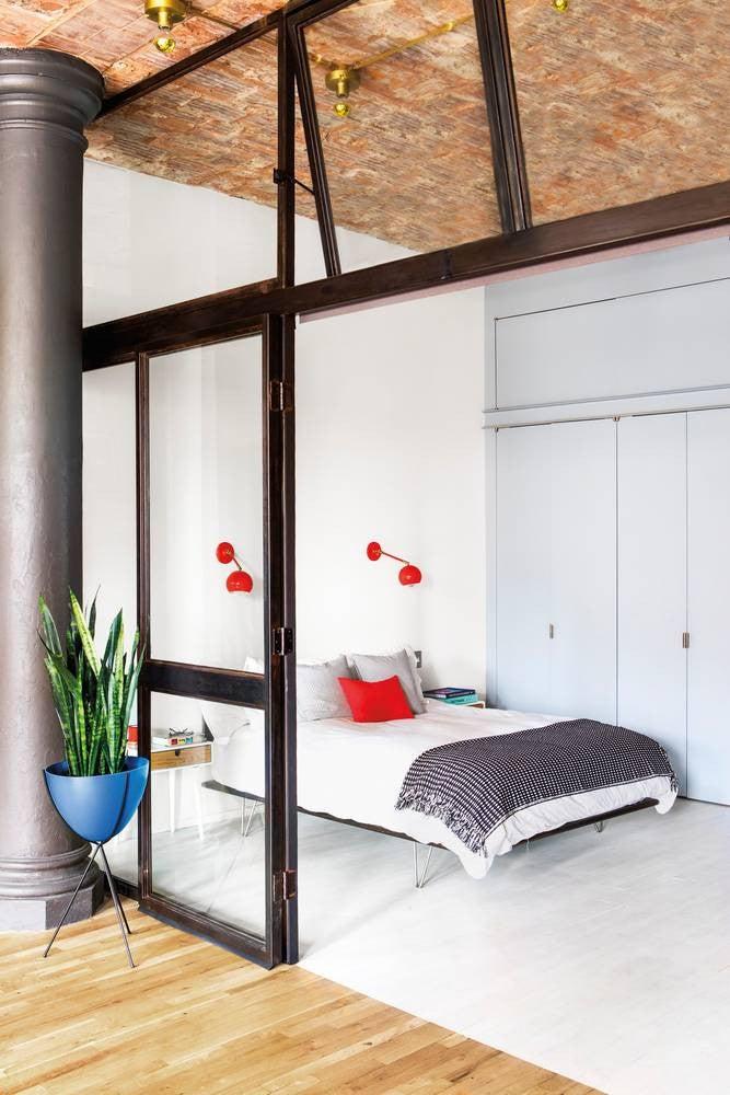Best Bedroom Decor of 2017- scandinavian inspired
