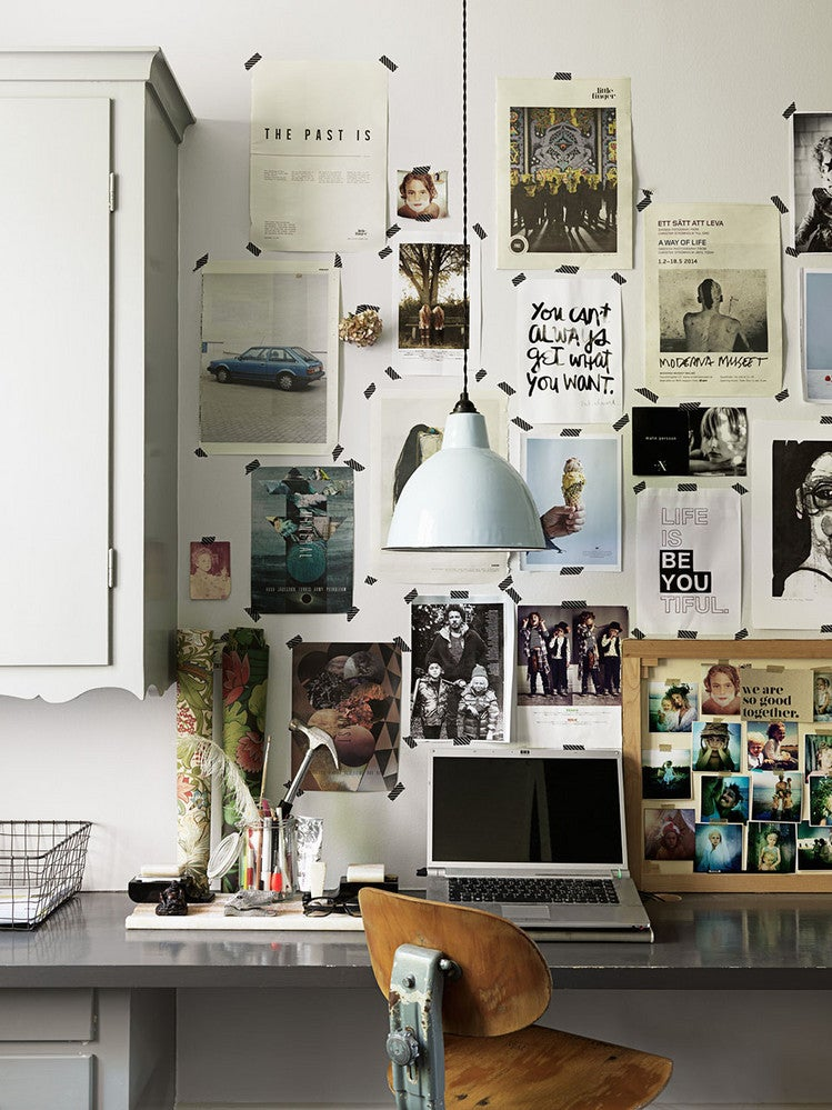 17 Different Ways to Build a Gallery Wall