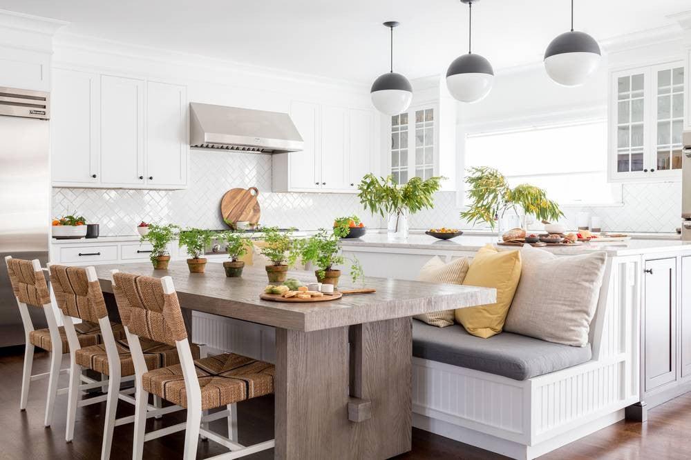 Kitchen Inspiration 2017: fresh-feeling space