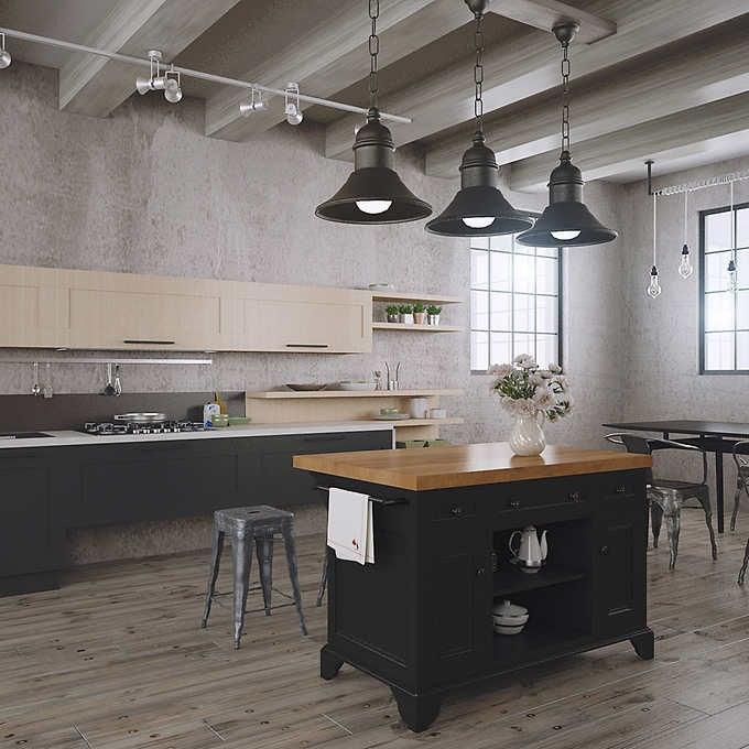 costco home furniture Sutton Kitchen Island