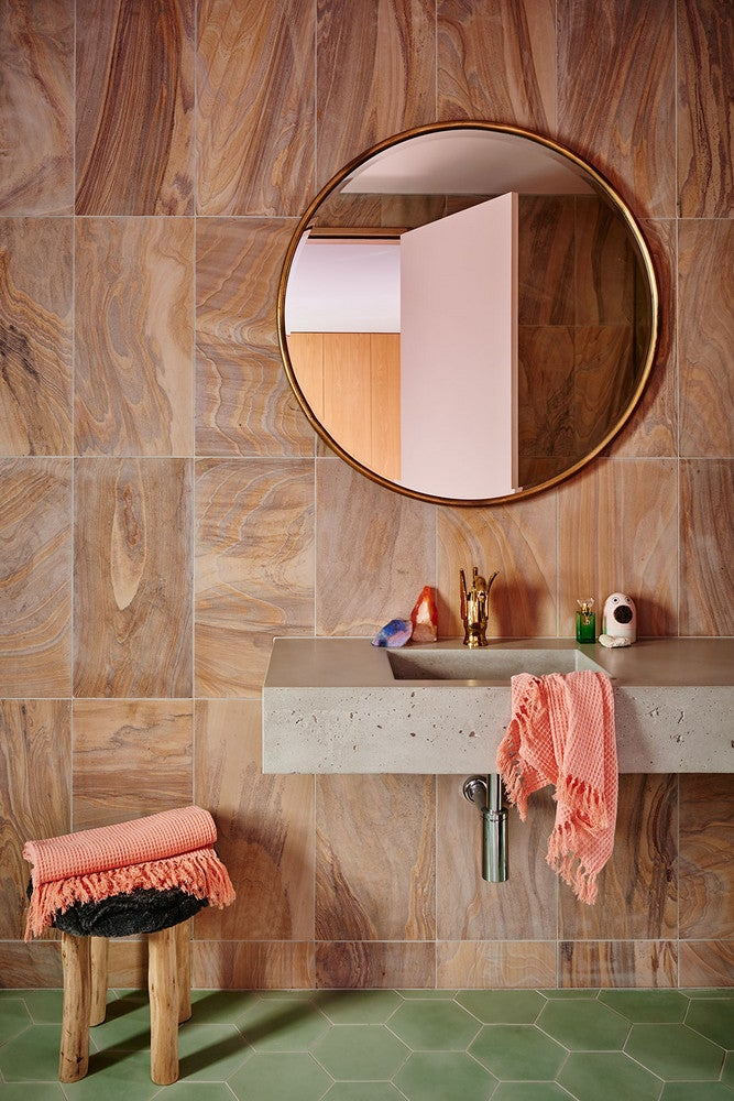 15 of the Best Bathrooms We Saw All Year