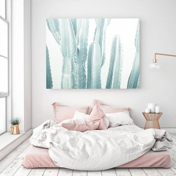 large statement wall art trend