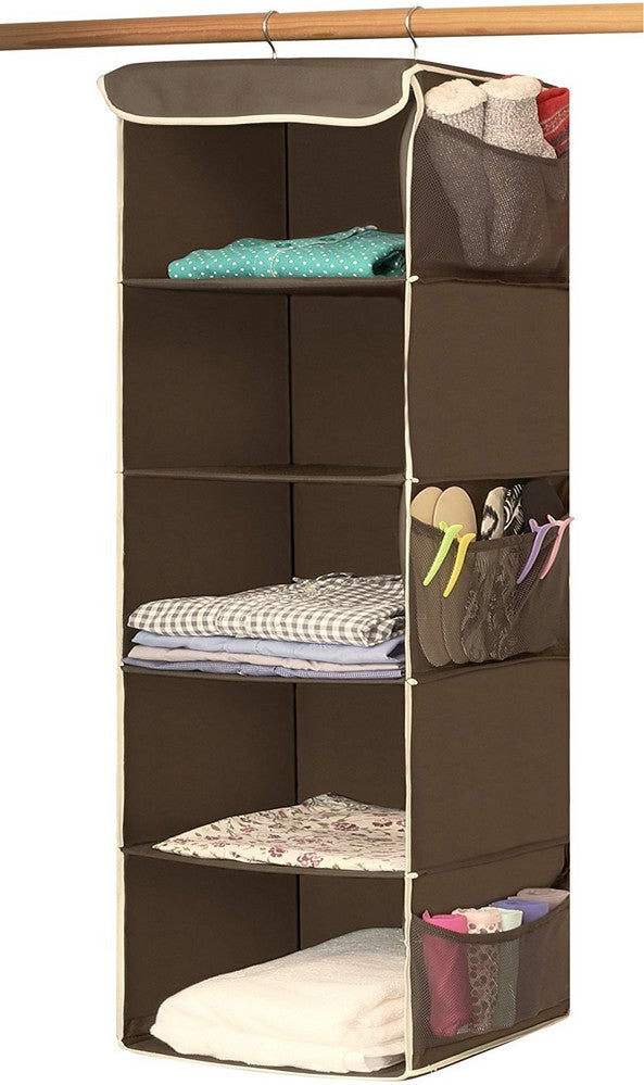 10 Must-Haves For an Organized Closet