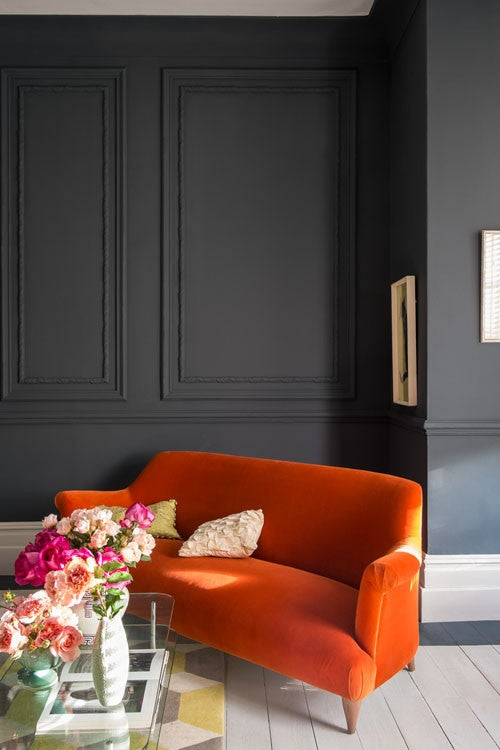 Guide To Paint Finishes Eggshell Satin Sheen