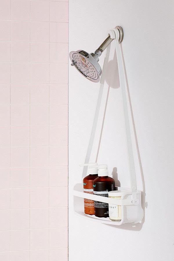 shower organization Urban Outfitters
