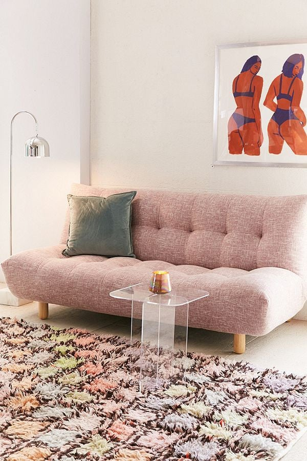Winslow Armless Sleeper Sofa Urban Outers