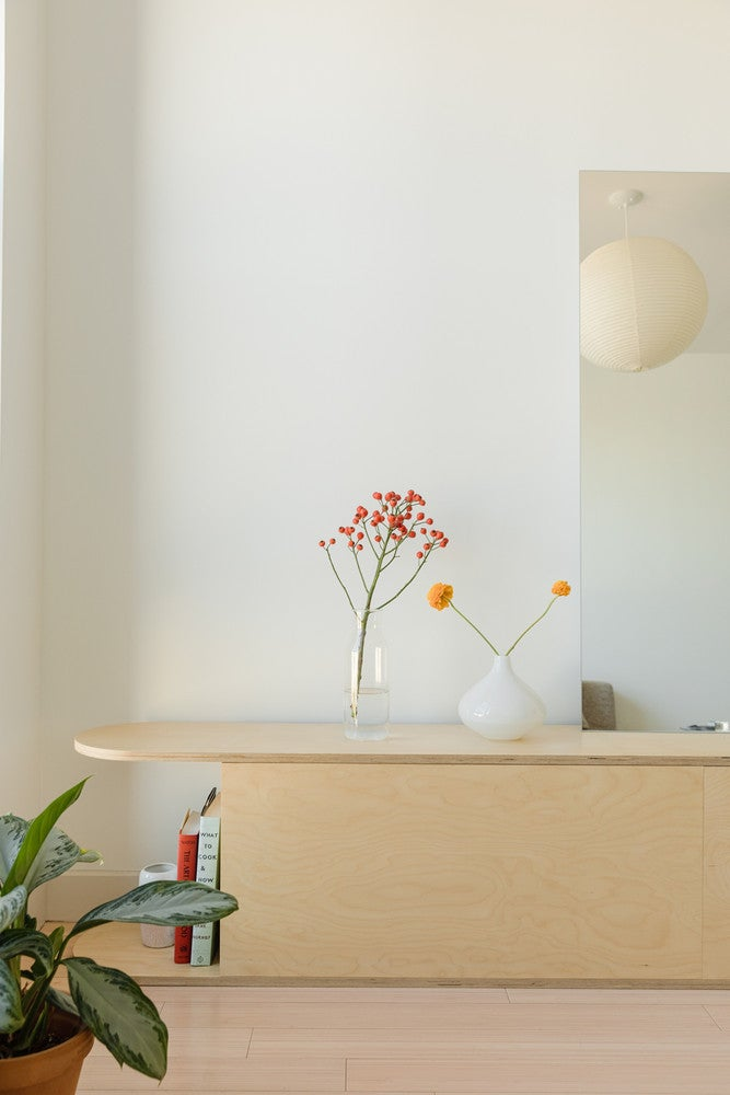 minimalist storage solution