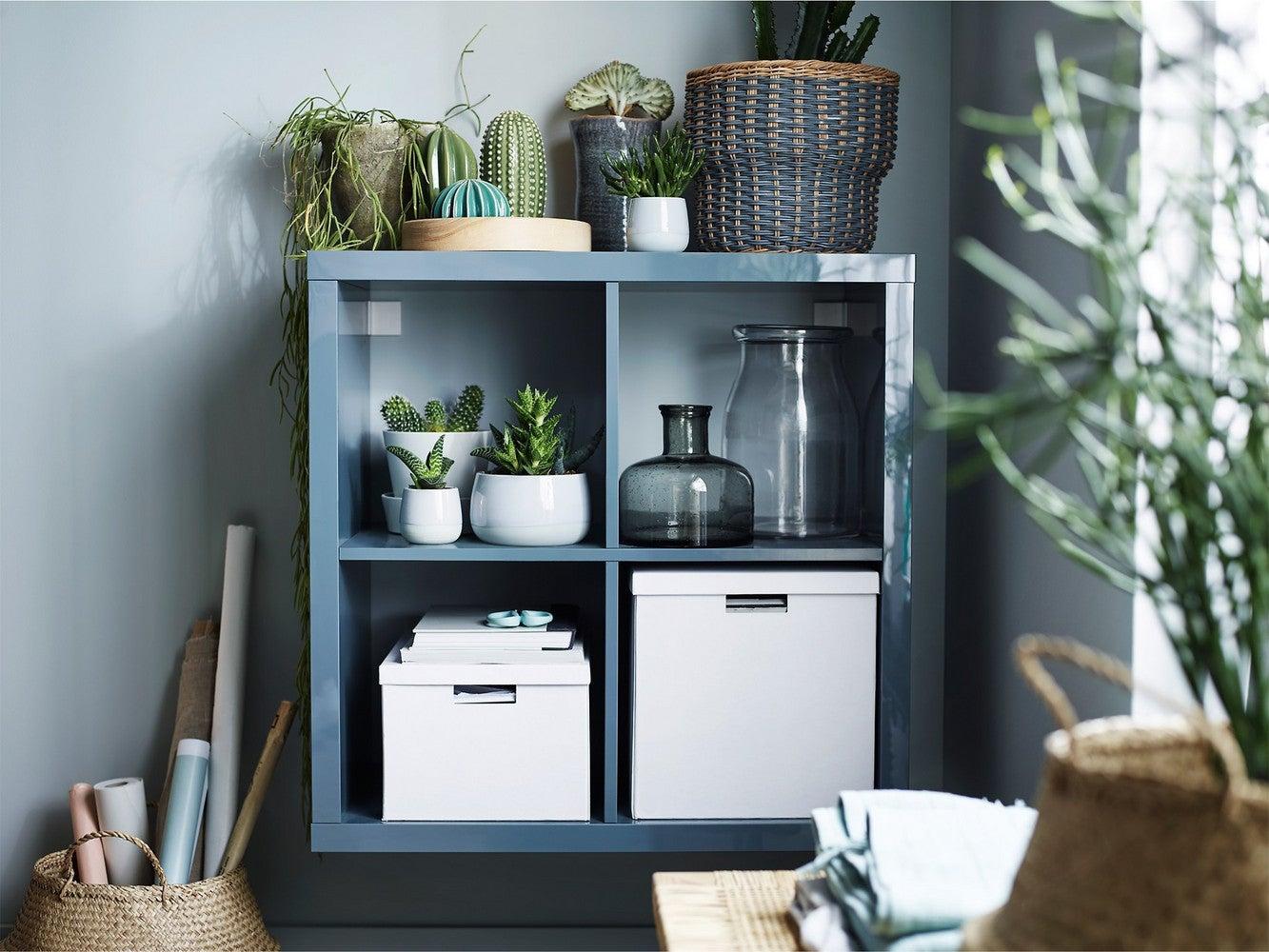 Easy Ikea Kallax Shelves Hacks To Upgrade Your Bookshelves