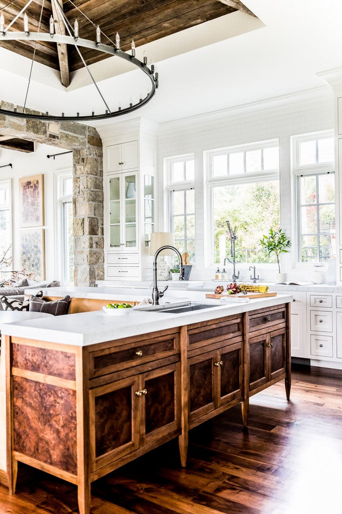 See the Picture-Perfect Kitchens We're Pinning Right Now