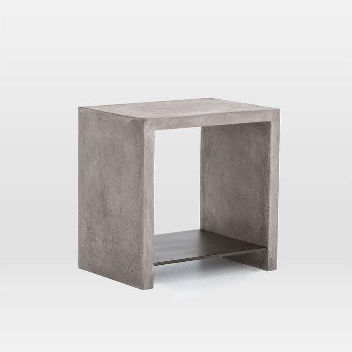 Concrete Decor Pieces For Home Cement Accessory Trend