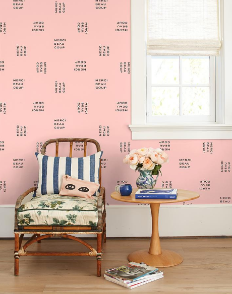 The Commitmentphobe's Guide to Wallpaper