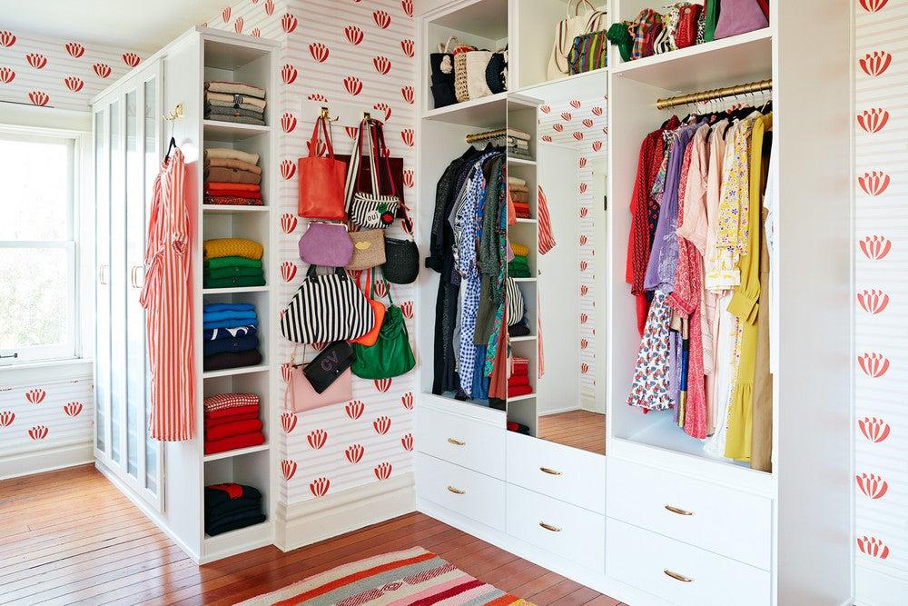 walk closet. Photography By Jessica Antola Walk Closet