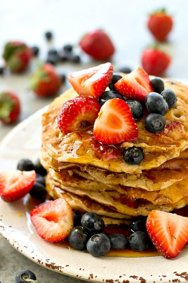 Eat Dessert for Breakfast With These 10 Healthy Recipes