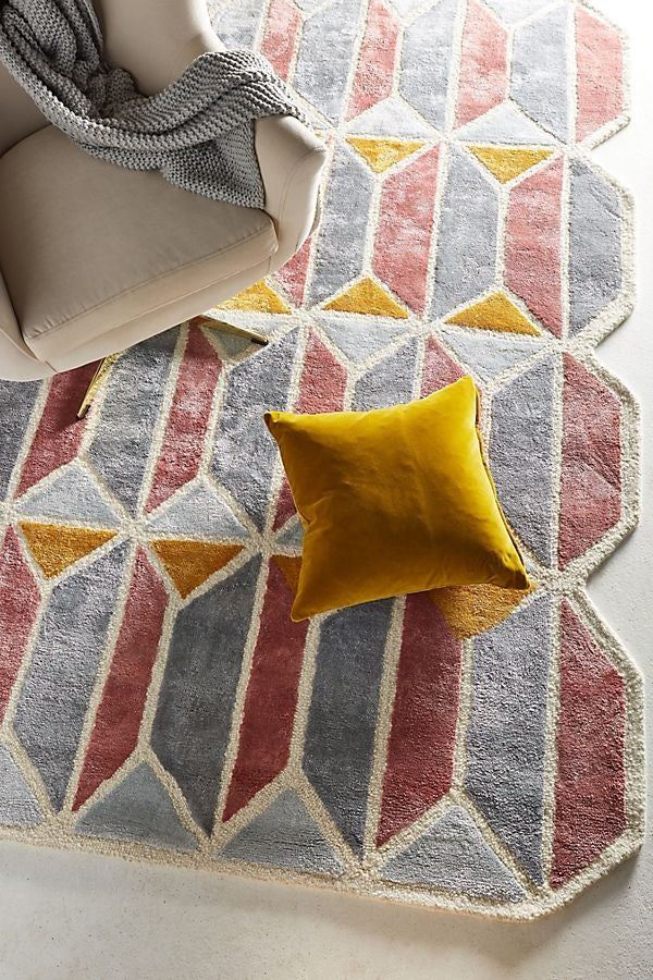 Best Geometric Rugs – Shapes Other Than