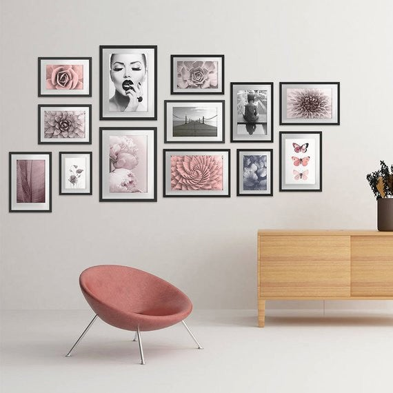 Cute Cheap Picture Frames To Hang Artwork In Home