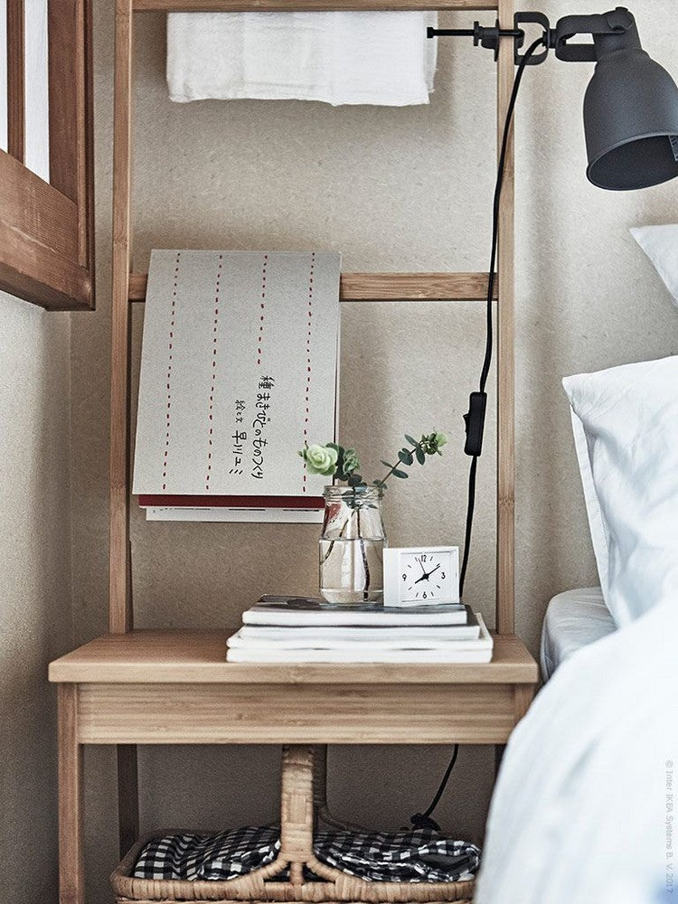 9 Clever Nightstand Alternatives for Small Spaces