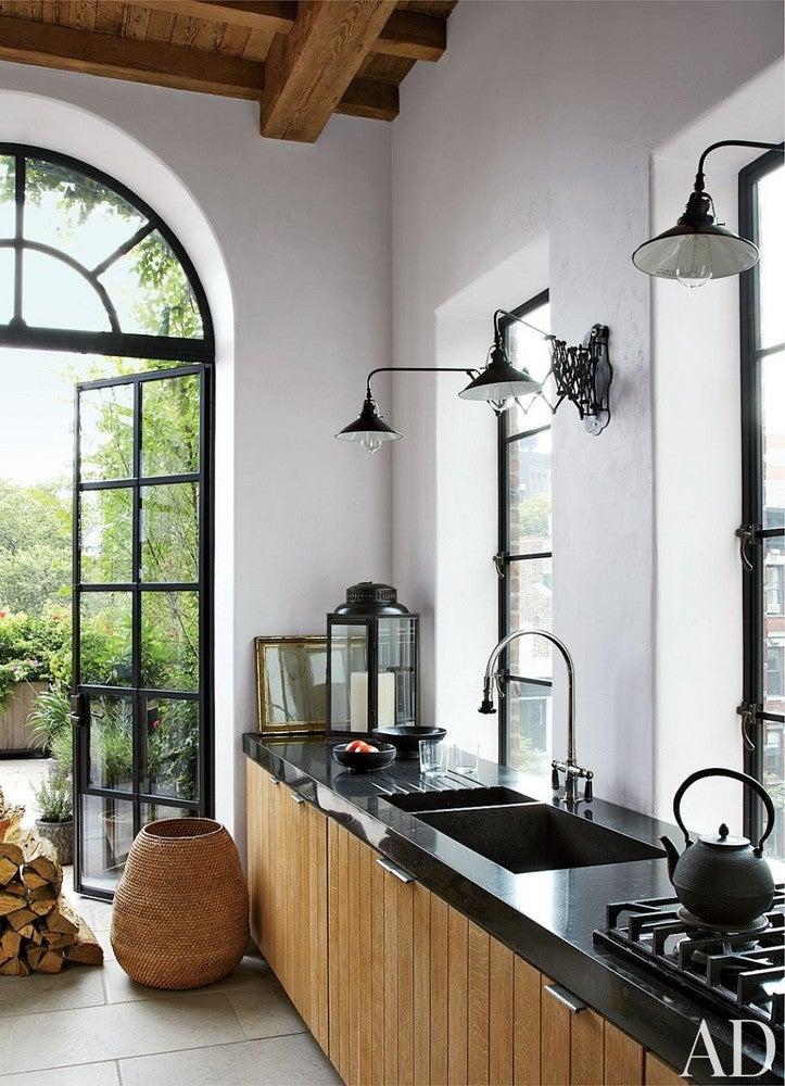 white-kitchen-fire-wood
